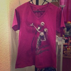 NWT Disney Store Nightmare Before Christmas Tee
